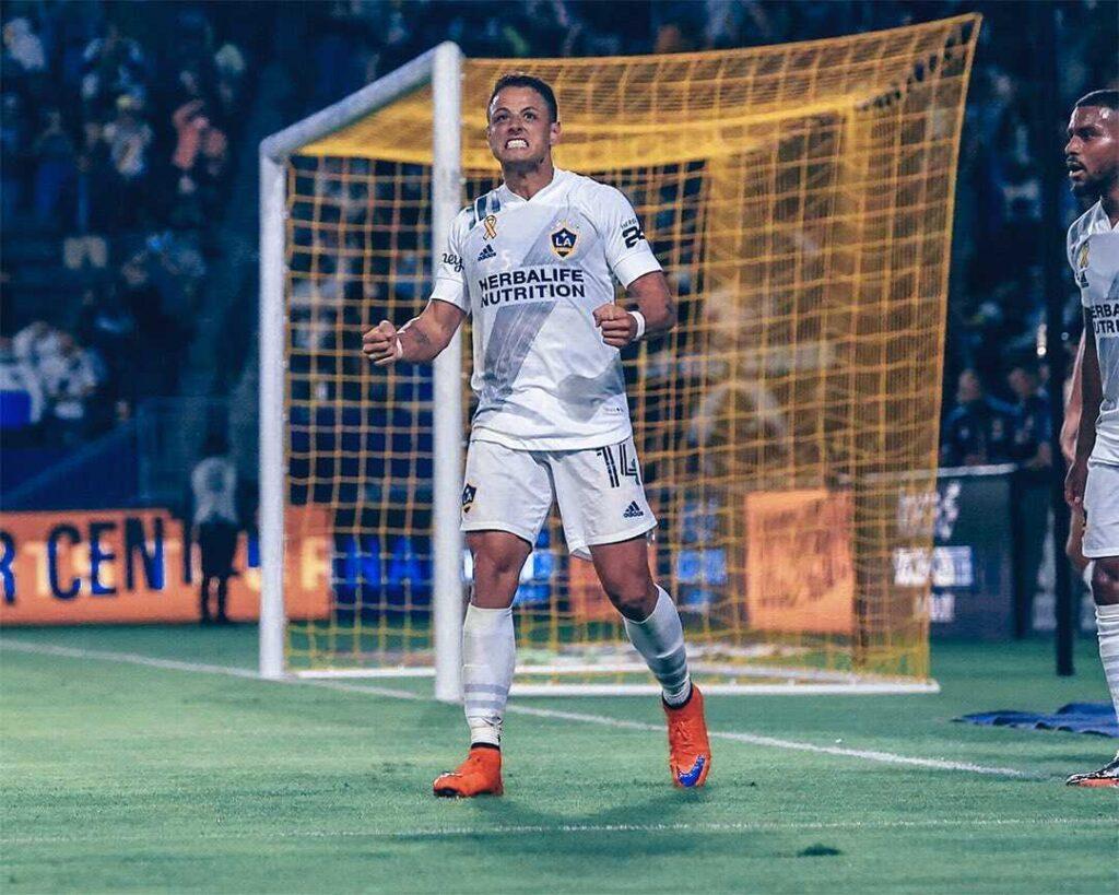 """""""Chicharito"""" y Carlos Vela, los mejor pagados de la MLS"""