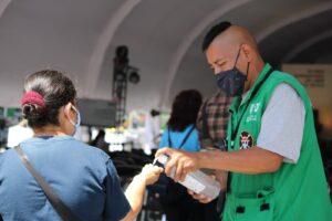 COVID-19: México acumula 5 mil 069 casos nuevos